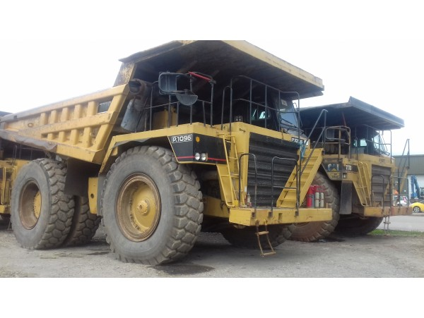 Rigid Haul Trucks
