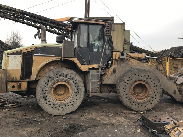 Caterpillar Wheel Loaders