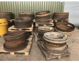 Caterpillar 777D Wheel Rims